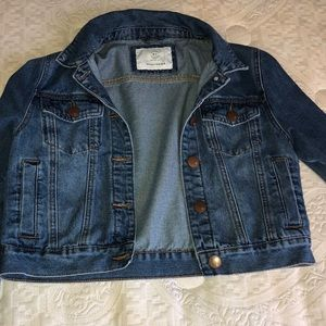 Size small jean jacket from cotton on